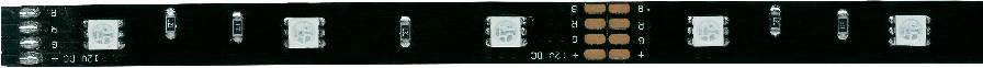 LED pásik Paulmann YourLED Eco 70198, 12 V, 3.6 W, RGB, 50 cm