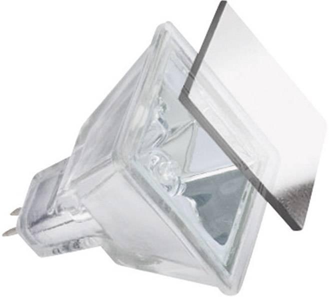 Halogénová žiarovka Paulmann, 12 V, 20 W, GU5.3, 1500 h, štvorcová, 1 ks