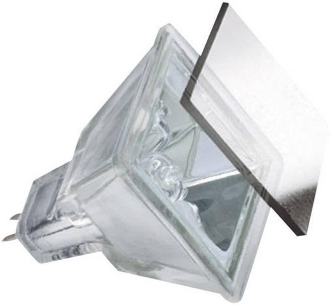 Halogenová žárovka Paulmann, 12 V, 35 W, GU5.3, s ochranným sklem, teplá bílá