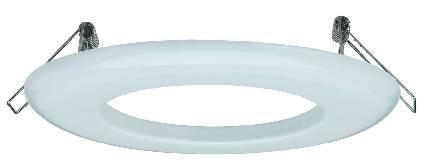 Adaptér pre vstavané svietidlá Paulmann 92505, biely