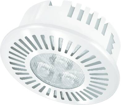 Vstavané svetlo LED Tresol® 4.5 W, Osram, sada 2ks
