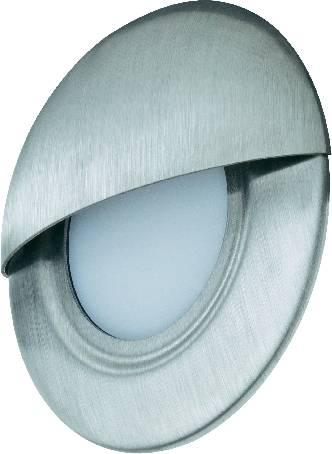 Kryt k vstavanému LED svietidlu Paulmann Special Line 93743, okrúhly, nerez