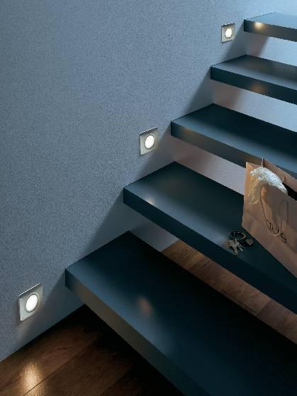 Kryt k vstavanému LED svietidlu Paulmann Special Line 93744, hranatý, nerez