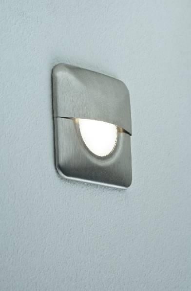 Kryt k vstavanému LED svietidlu Paulmann Special Line 93745, nerez