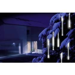 Vonkajšie svetelný záves - padajúci sneh Konstsmide 2765-103 60 x LED , (š x v) 300 cm x 18.5 cm, 9 V