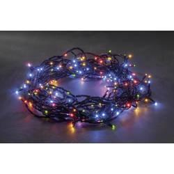 LED micro svetelná reťaz Konstsmide vonkajšie 3630-500, 230 V, farebná