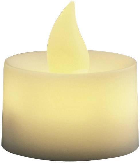 LED čajová svíčka Konstsmide 1987-100, žlutá