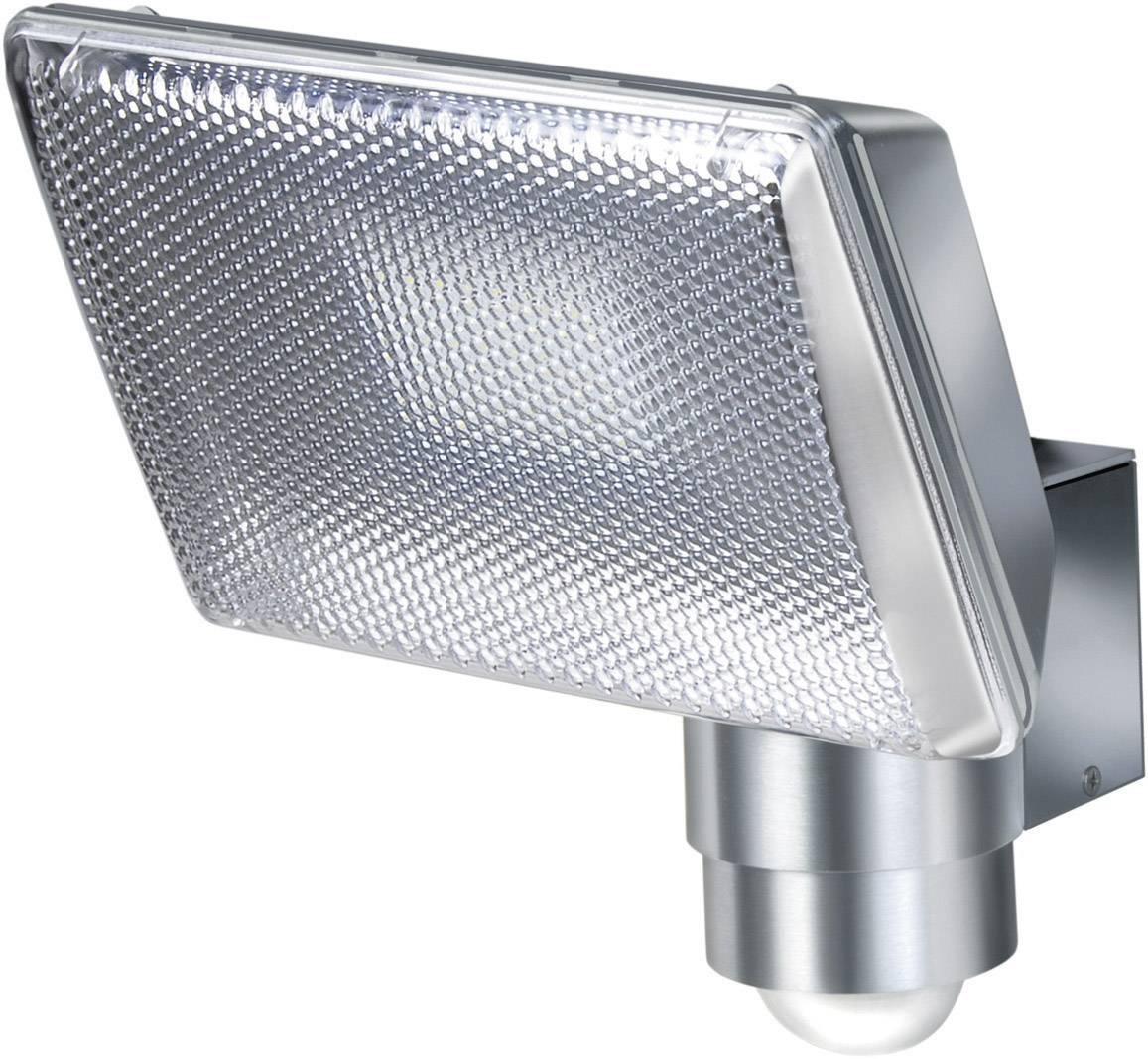 LEDvonkajšieosvetlenie s PIR senzorom Brennenstuhl L2705 1173350, 13.5 W, denné svetlo, striebornosivá