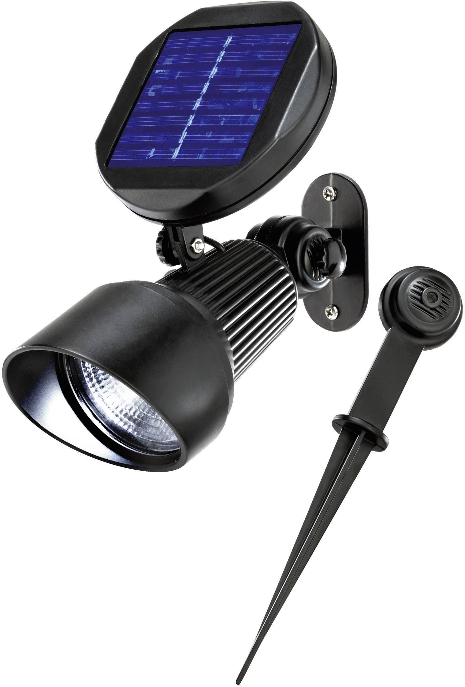 Solárne bodové svietidlo Esotec IP44