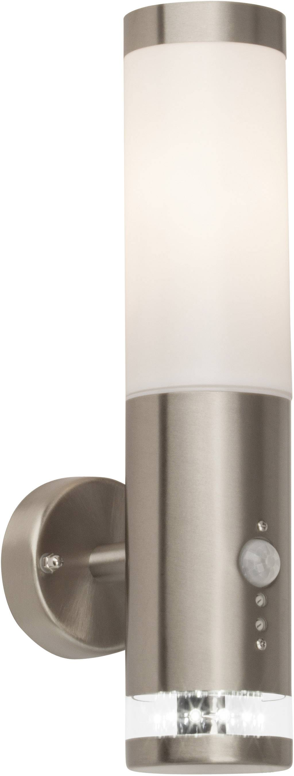 Venkovní nástěnné LED svítidlo Brilliant Bole, G96131/82, 60 W + LED