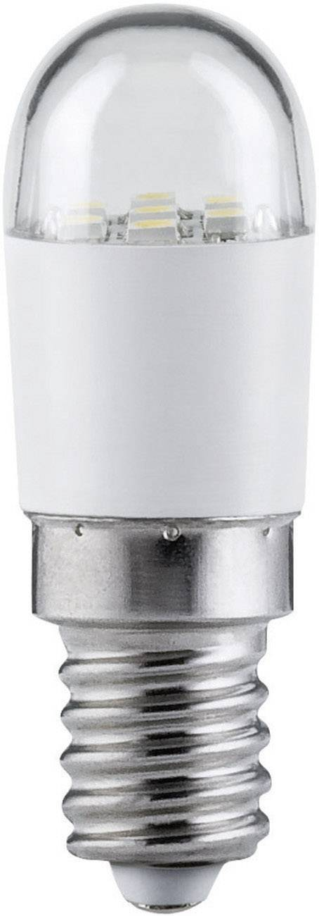 LED žárovka Paulmann 28111 230 V, E14, 1 W = 5.5 W, studená bílá, A, 1 ks