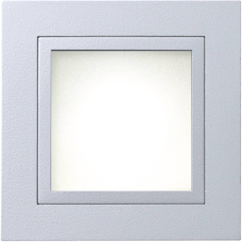 Rámik pre vstavané osvetlenie Marsala Sygonix 34097R, šedý