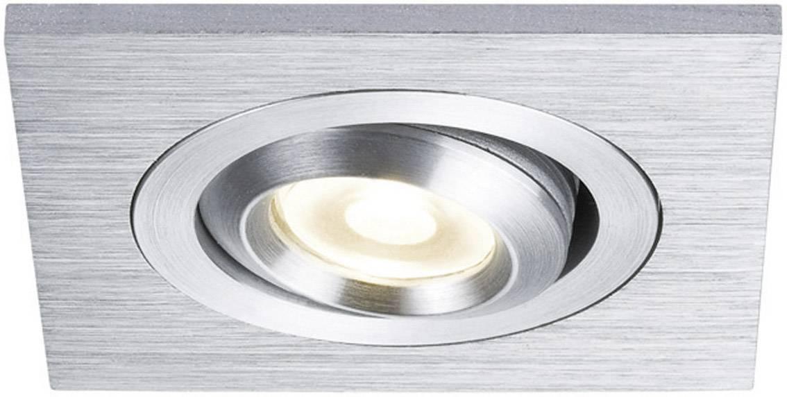 Vstavané LED otočné osvetlenie Paulmann Premium EBL Set Drilled Alu, 3x 3W