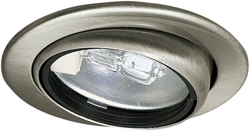 Nábytkové vstavané svietidlo Klip-klap, naklápací, kov
