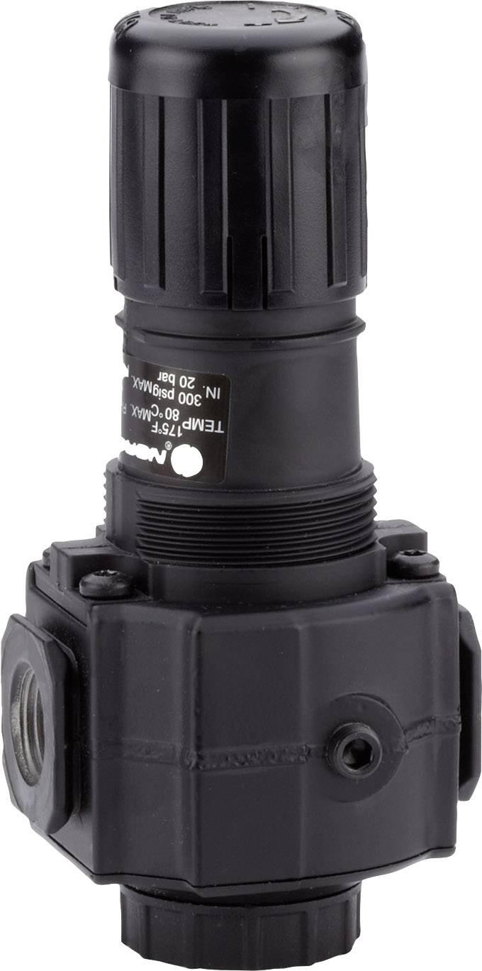 """Tlakový regulátor Norgren R74G-4GK-RMN 1/2"""", stlačený vzduch provozní tlak (max.) 20 bar"""