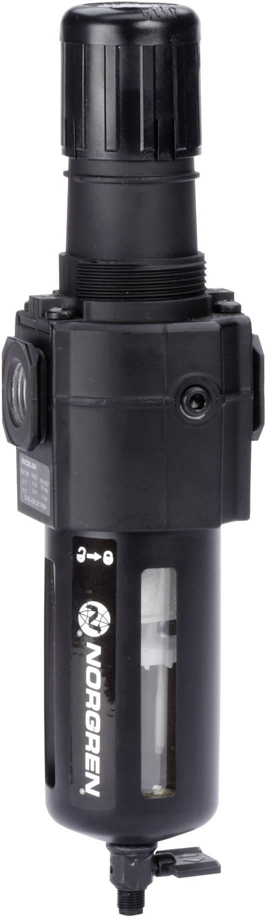 "Regulátor filtru Norgren B74G-4GK-QP3-RMN, 1/2"", 10 bar"