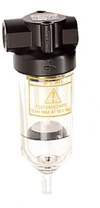 """Tlakový filtr Norgren F07-100-M3TG, 1/8"""", 10 bar"""