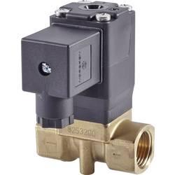 2/2-cestný elektromagnetický ventil Busch Jost 8253200.8001.02400, G 1/2, 24 V/DC