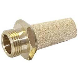 """Pneumatický tlumič hluku Norgren T40C4800, 10 bar, vnější závit 1/2"""""""
