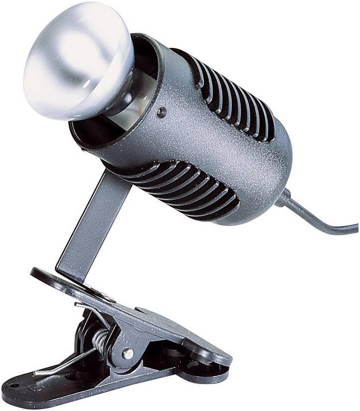 Plastový držák světla s objímkou E27 230 V, 60 W