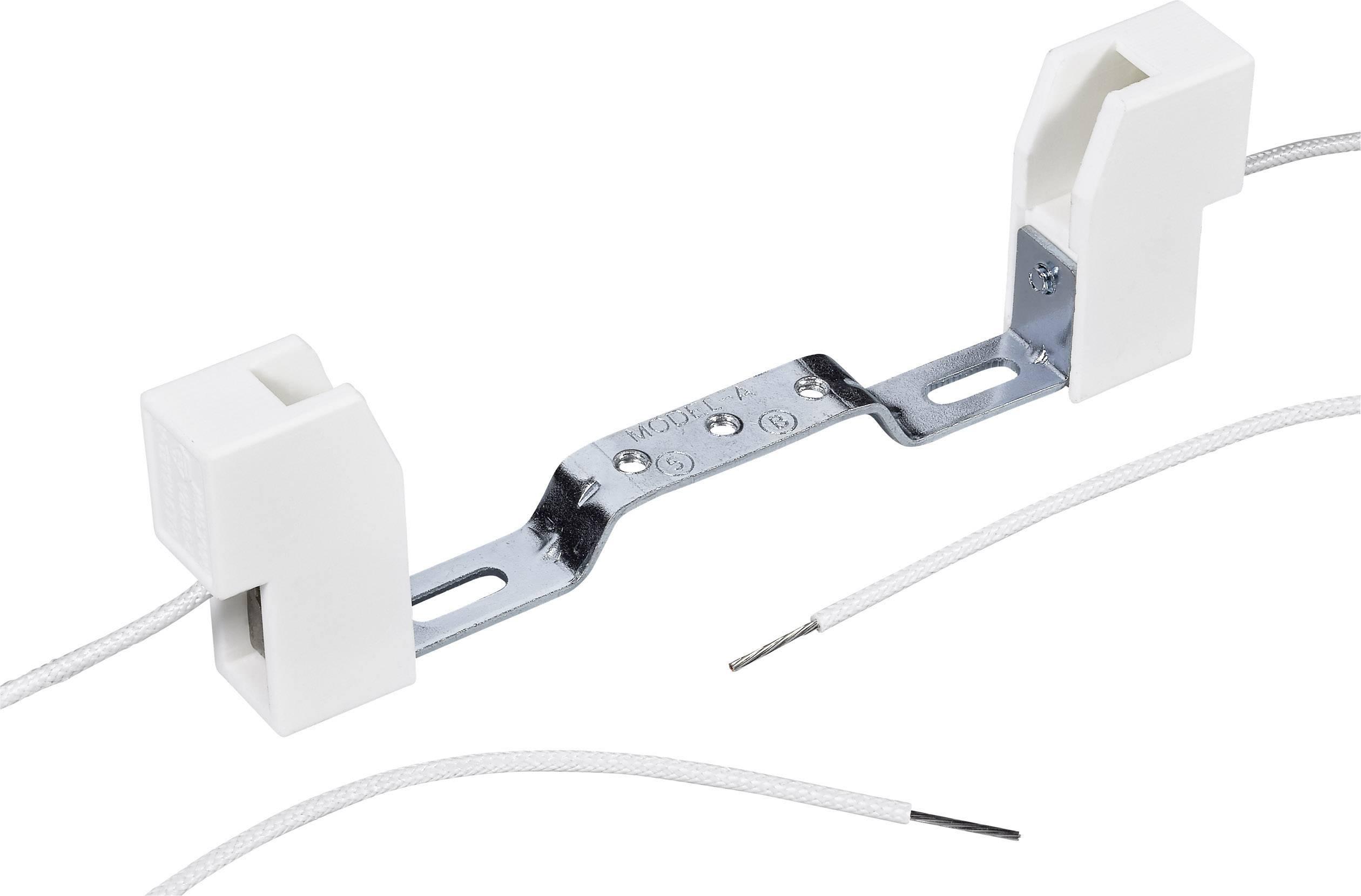 Pätica pre halogénové žiarovky 230 V, R7S/118 mm