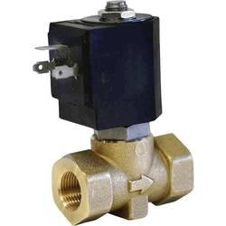 2/2-cestný přímo řízený pneumatický ventil M & M International D239DVU, G 1/2, 24 V/DC