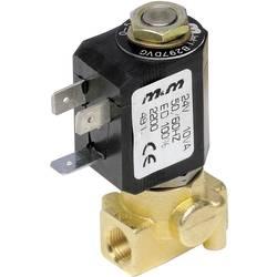 2/2-cestný přímo řízený pneumatický ventil M & M International B297DVC 2700, G 1/8, 230 V/AC