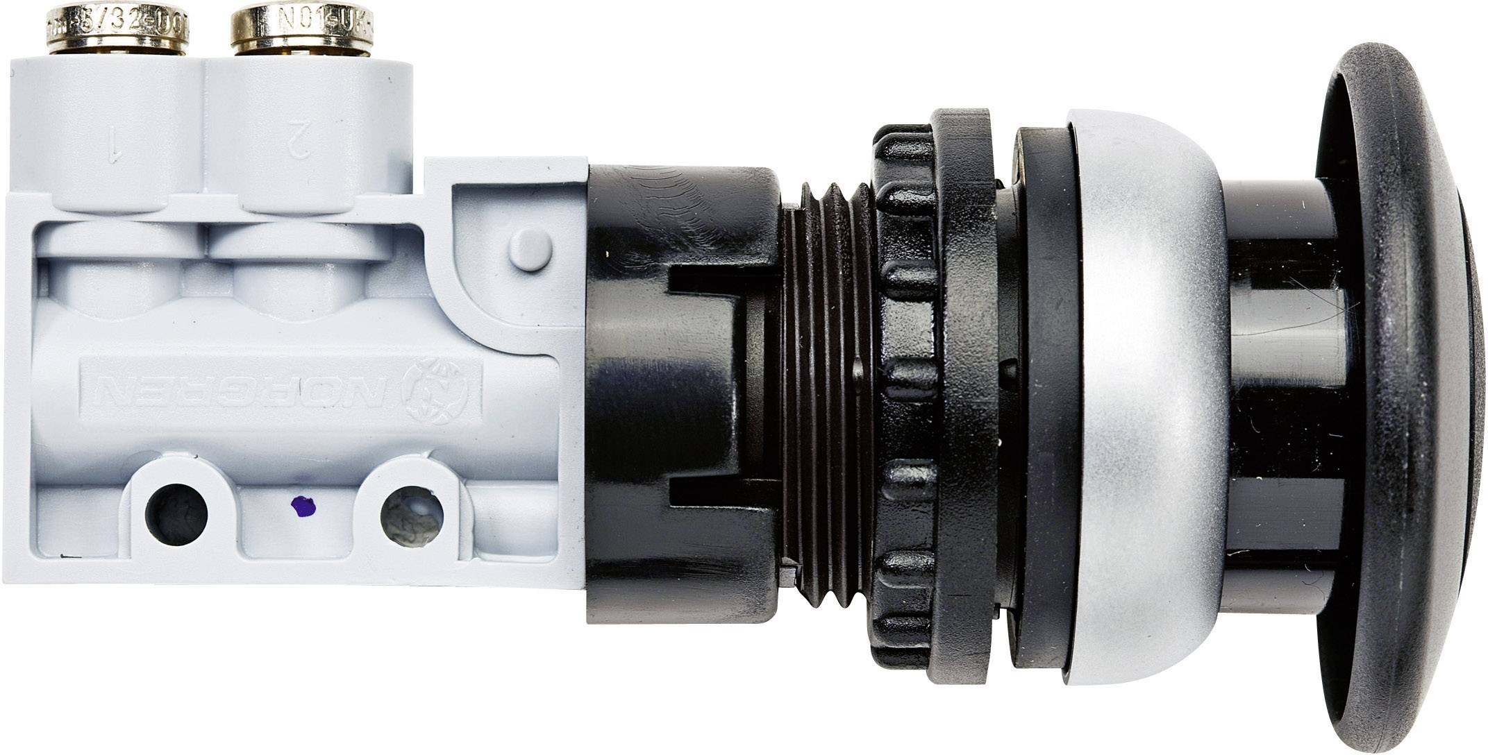 Mechanický ventil pneumatiky Norgren SP/M1553B/83/N, 3/2-cestné