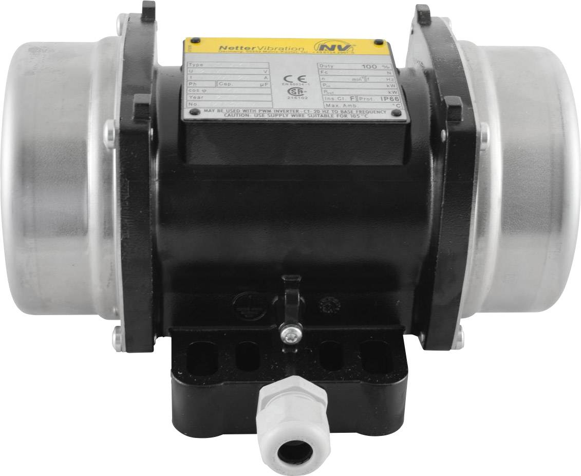 Vnější el. třepačka Netter Vibration NEG 5060, 230/400 V, 602 N