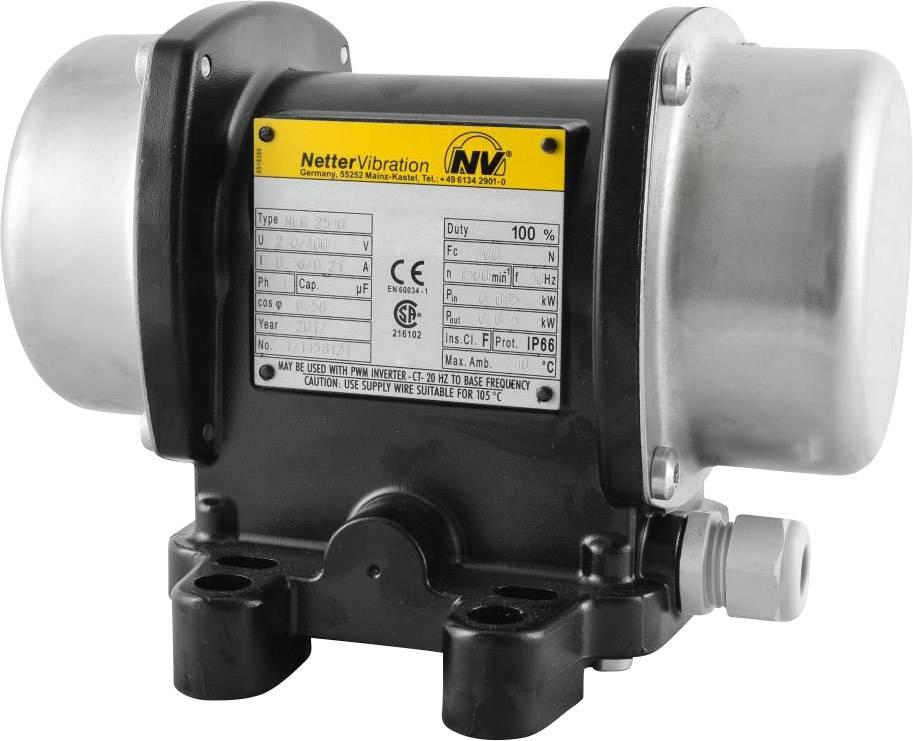 Vnější el. vibrátor Netter Vibration NEG 2530, 230/400 V, 2972 N