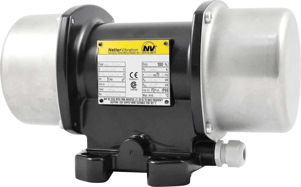 Vnější el. vibrátor Netter Vibration NEG 25210, 230/400 V, 2078 N