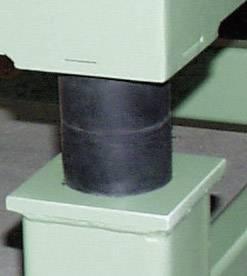 Gumový tlumič Netter Vibration NRE 40/40, 43 °sh