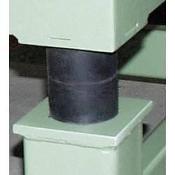 Gumový tlumič Netter Vibration NRE 50/50