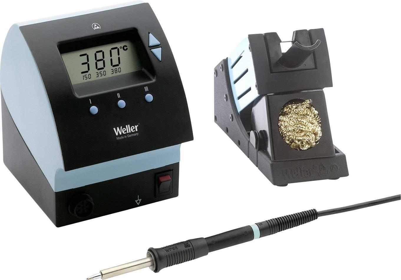 Pájecí stanice Weller Professional WD 1000 T0053402699N, digitální, 80 W, +50 až +450 °C