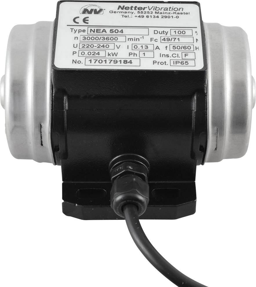 Vnější el. třepačka Netter Vibration NEA 504, 230 V, 40 N