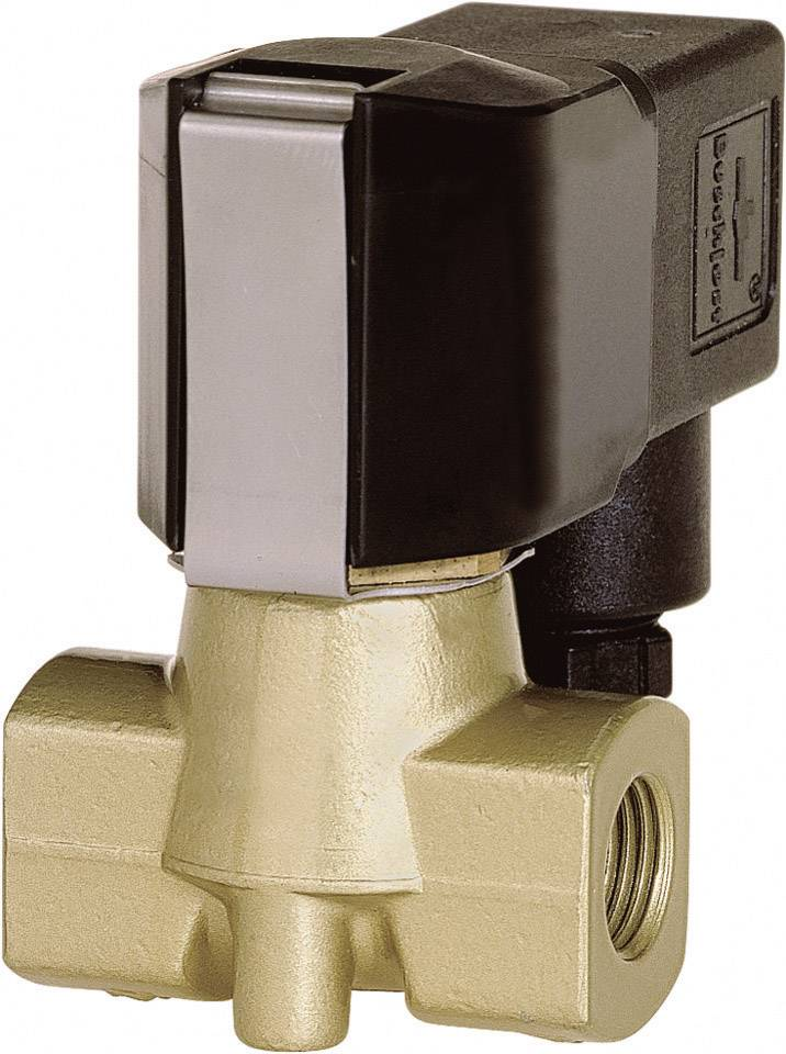 2/2-cestný pneumatický ventil Busch Jost 8251820.9101.23050, G 1/8, 230 V/AC