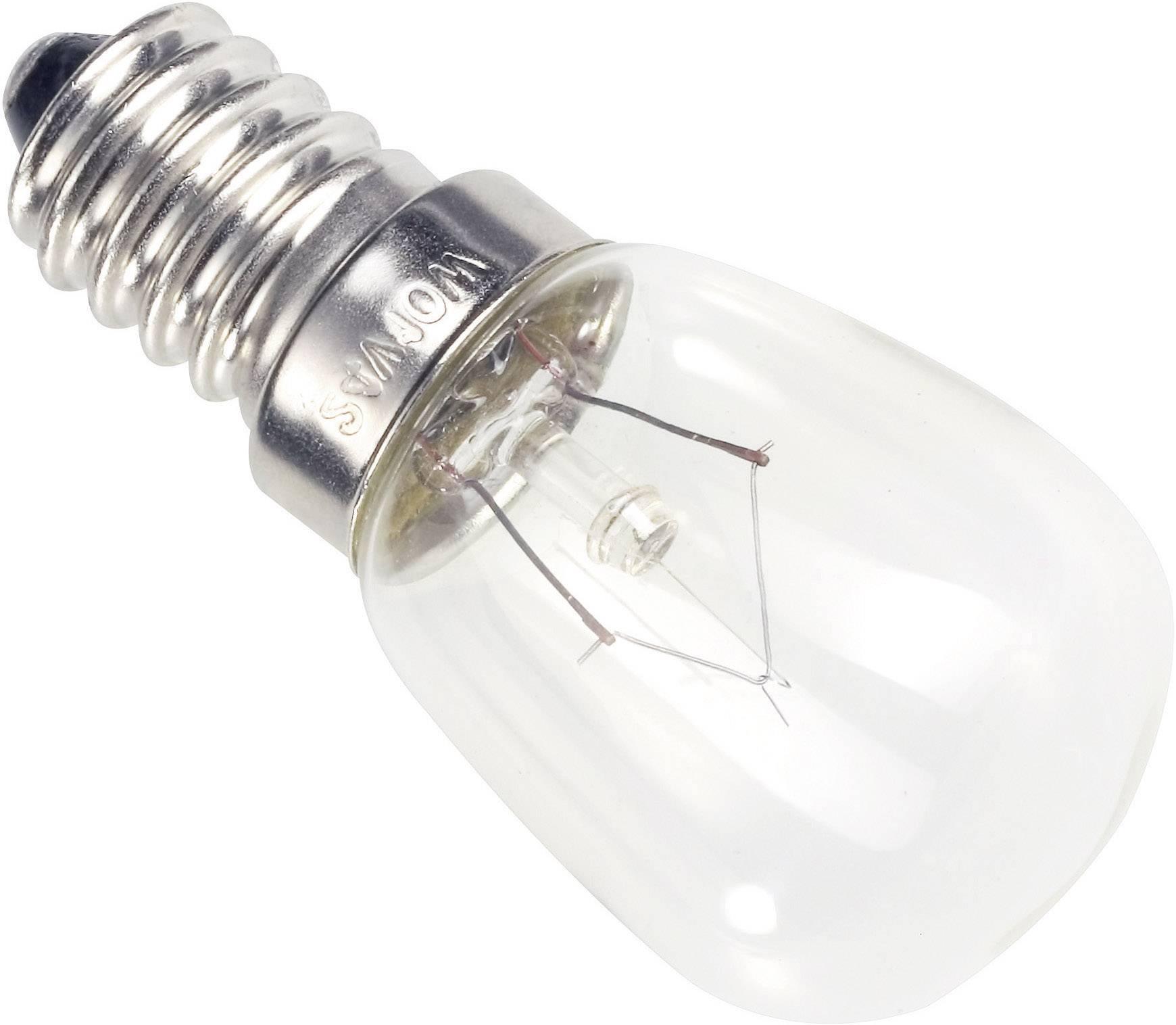 Žiarovka v tvare hrušky Barthelme 00982410, 24 V, 10 W, 1 ks
