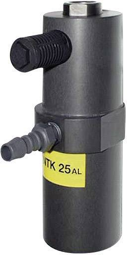 Piestový vibrátor Netter Vibration NTK 25 AL 03325500, menovit.frekvencia (pri 6 baroch) 1986 rpm, odstred.sila (6 barov) 269 N, 1.24 cm/kg
