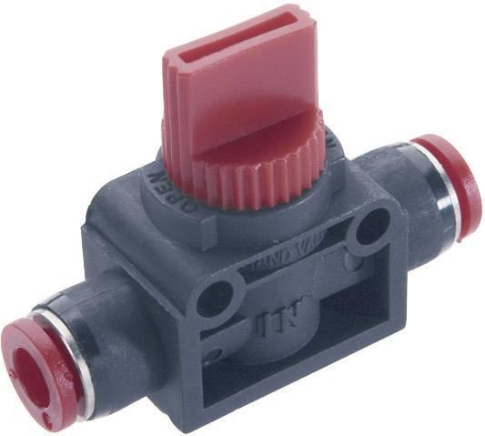 Uzavírací ventil Norgren C00GF0800 s odvětráváním, Ø 8 mm