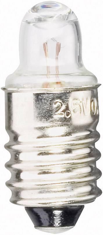 Náhradná žiarovka do vreckového svietidlá Barthelme E10, 2.5 V/0.75 W/300 mA