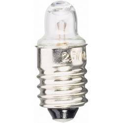 Náhradní žárovka do kapesní svítilny Barthelme, E10, 1,2 V /0,26 W/220 mA