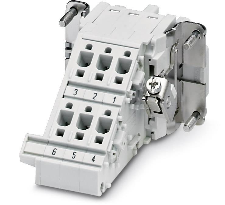 Terminal adapter HC-B 6-A-DT-PEL-F HC-B 6-A-DT-PEL-F Phoenix Contact Množství: 5 ks