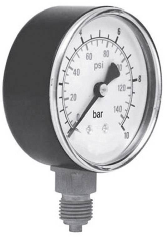 Měřiče tlaku a teploty
