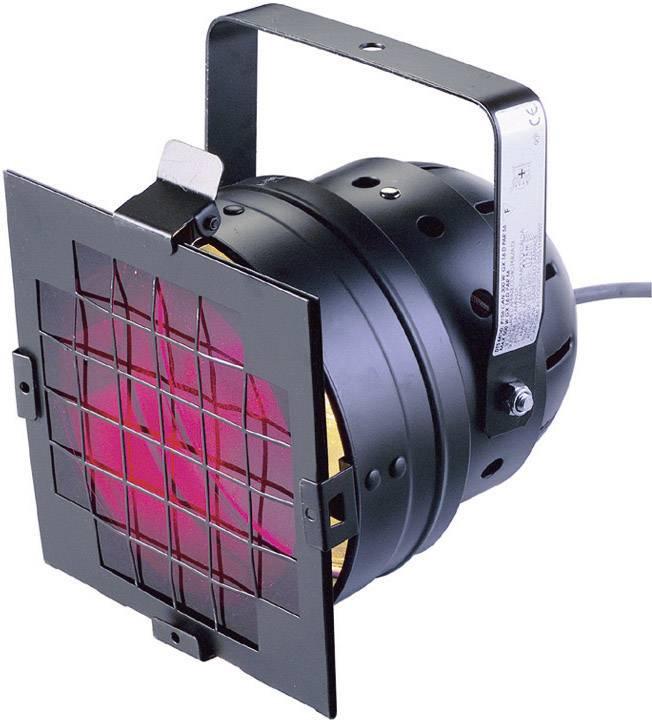 Reflektor PAR 56 Short, čierny hliník