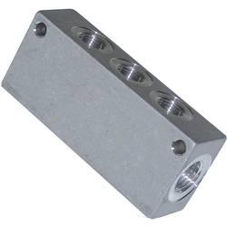 Blok rozdeľovača, jednostranný ICH 10 bar (max)