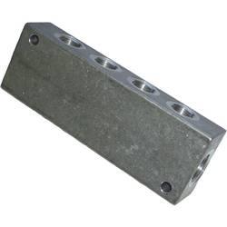 Blok rozdeľovača, obojstranný ICH 10 bar (max)