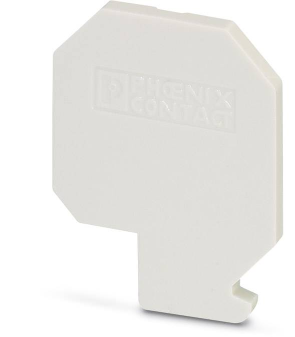 End cover D-SSK 110 KER Phoenix Contact D-SSK 110 KER 0202060, 50 ks