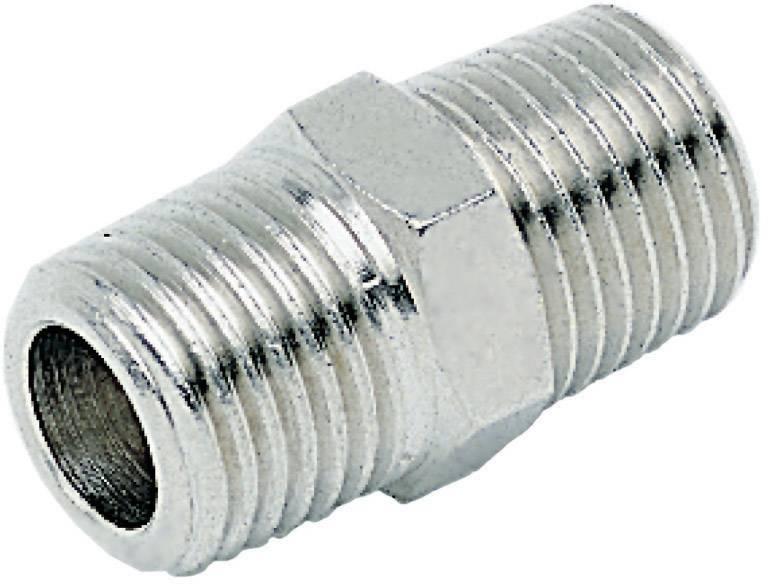 Rovná spojka ICH 20007, vnější závit: R1, R1