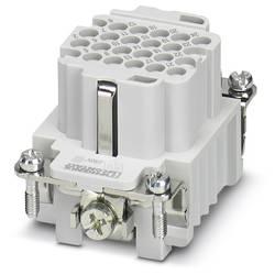 Súprava konektorovej zásuvky HC-DD Phoenix Contact HC-DD24-I-CT-F 1584046, počet kontaktov 24 + PE, krimpované , 1 ks