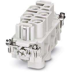 Súprava konektorovej zásuvky HC-K Phoenix Contact HC-K 4/0-EBUS 1679427, počet kontaktov 4 + PE, skrutkovací, 1 ks